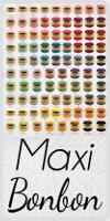 Maxi Bonbon-Sweet Treat 25 gr. Image