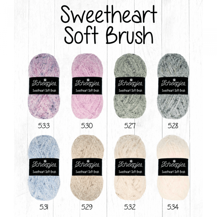 Sweetheart Soft Brush Image