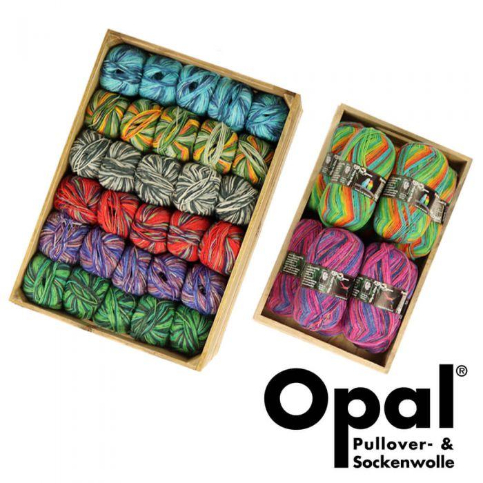 Opal Regenwald sokkenwol Image